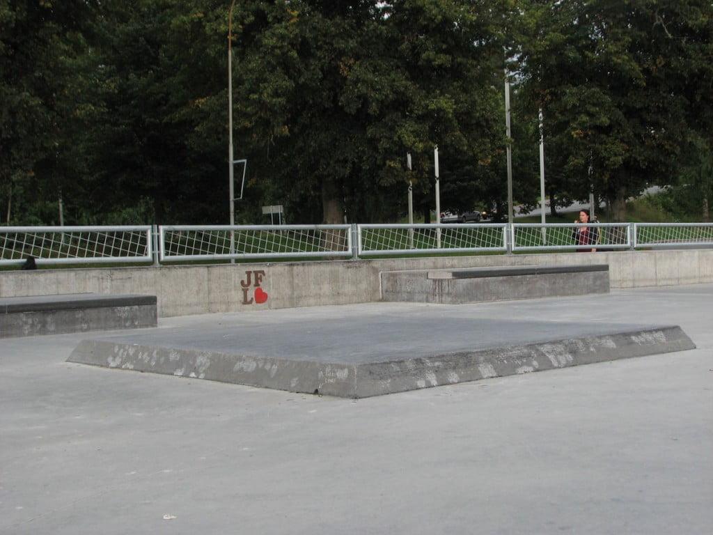 manualpad, Södertälje Skatepark