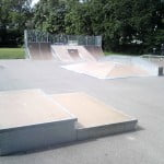 Traneberg Skatepark