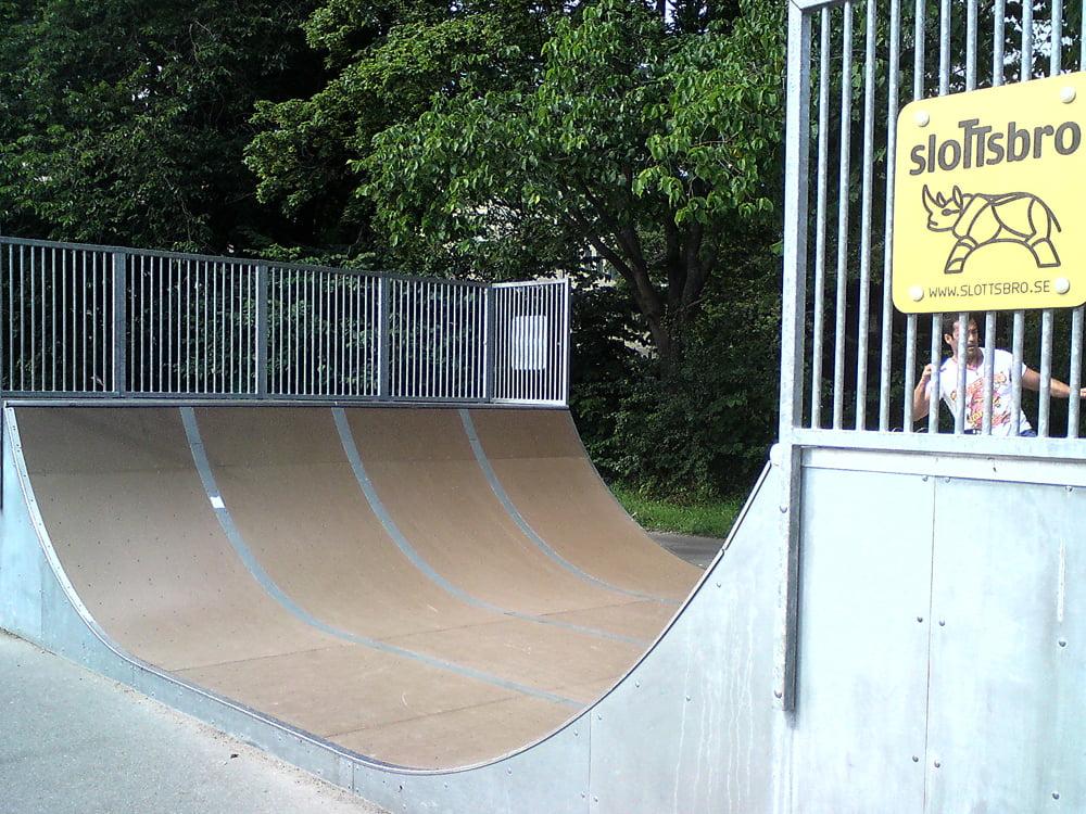 Skateboardramp