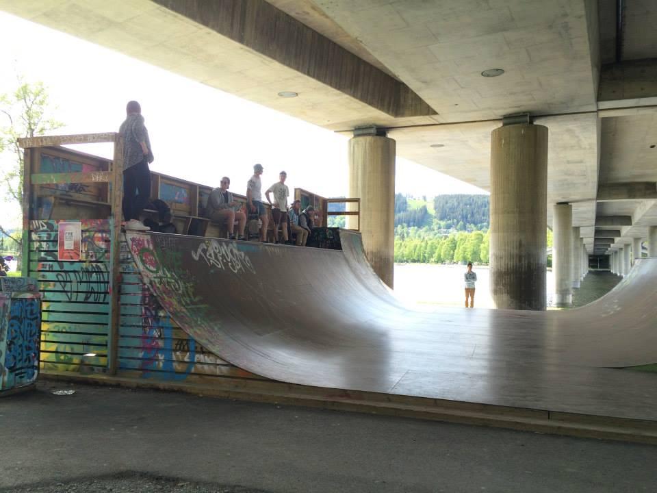 Östersund skatepark