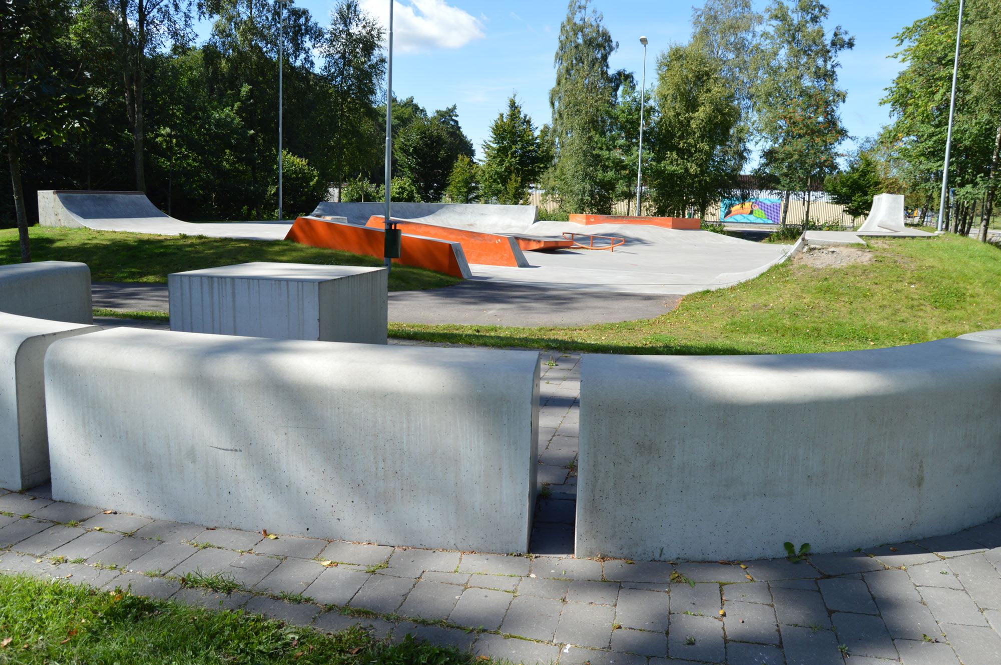 Örkelljunga Skatepark