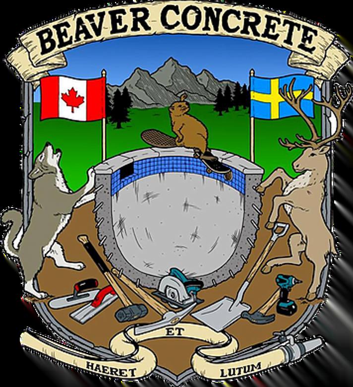 Concrete Beaver