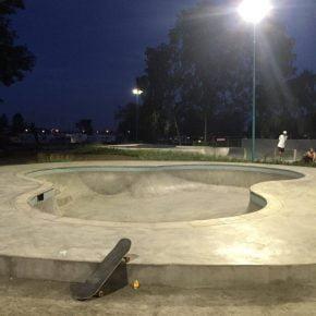 Västerås skatepark