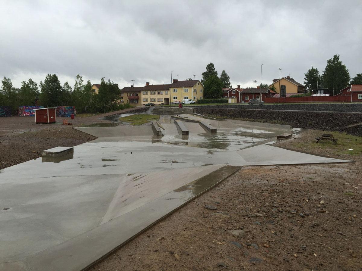 Falun Skatepark