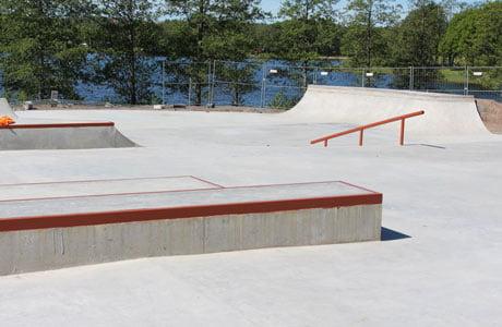 Karlskoga skatepark