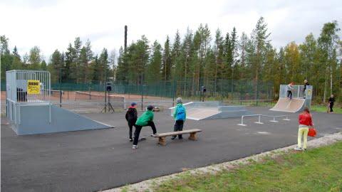 Polcirkelland Skatepark