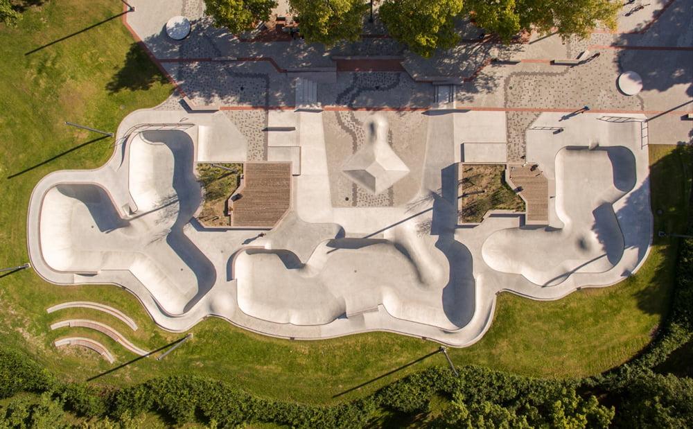Söderlyckan, Lund skatepark