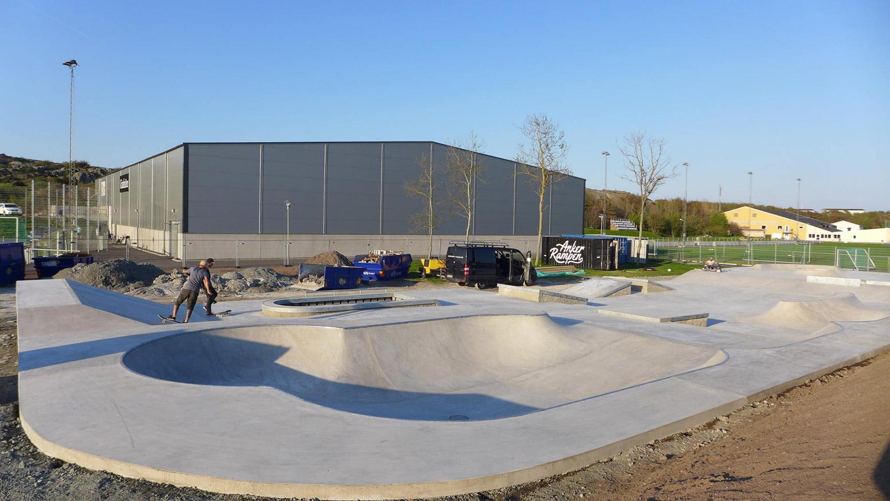 Öckerö Skatepark