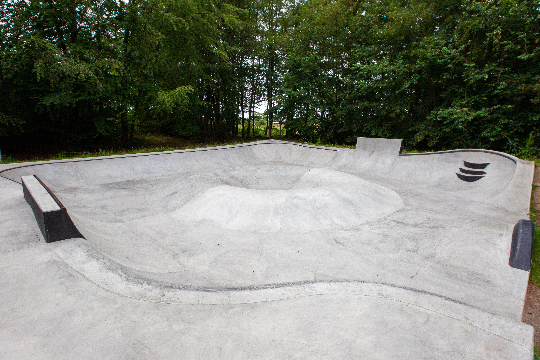 Skate - Betongpark i Annelöv
