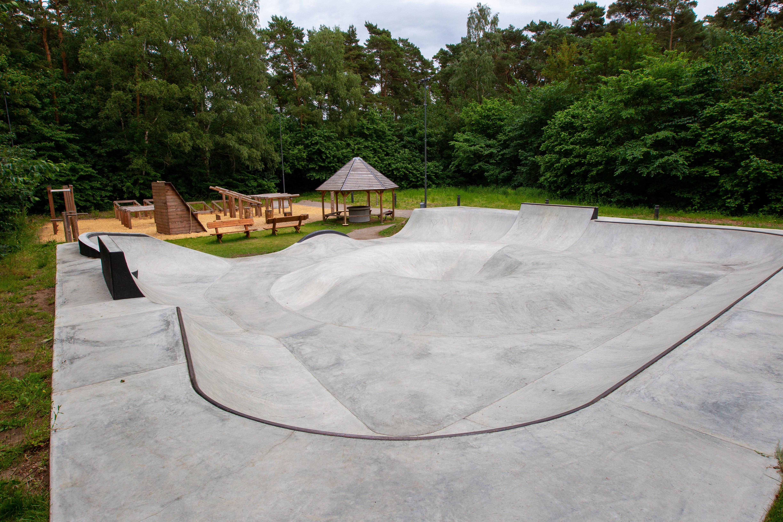 Gläntan skatepark