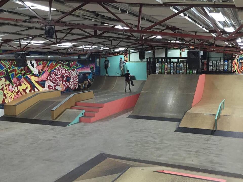Kungsbacka Skatehall
