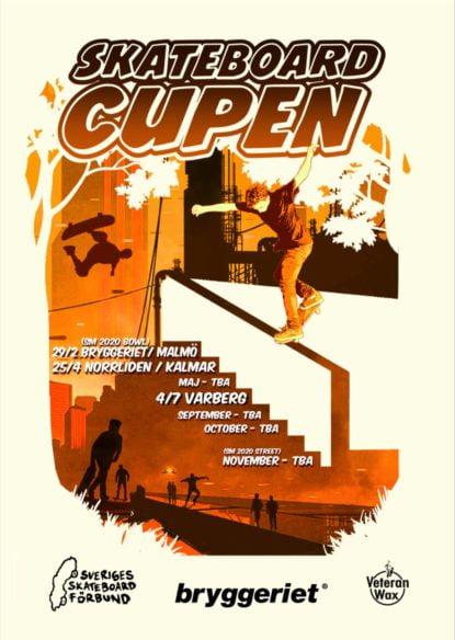 Skateboardcupen 2020