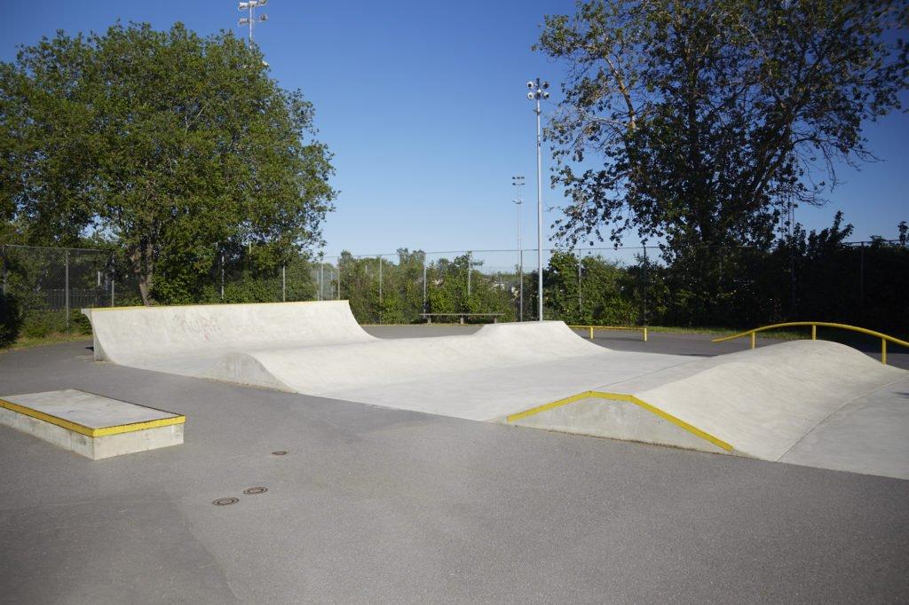 Kista Skatepark 2020