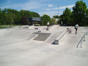 Fun Skate Park i Linköping