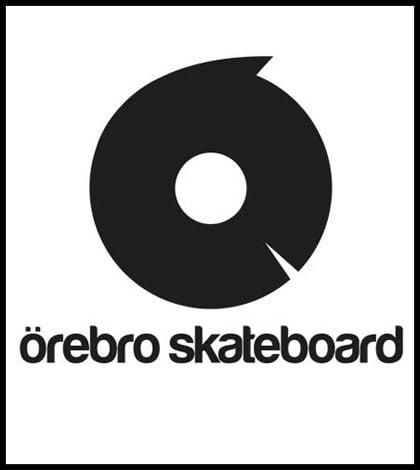 Logo Föreningen Örebro skateboard