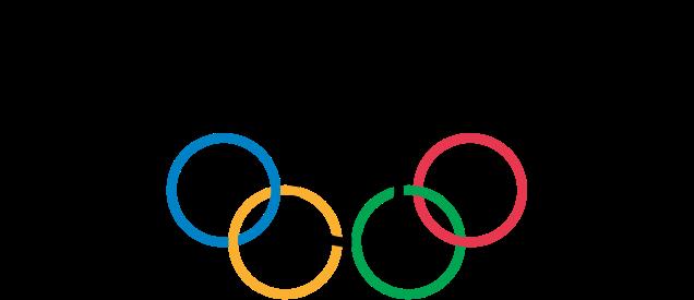 Logotypen för de Olympiska spelen i Paris 2024